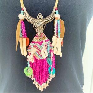 Antica Sartoria Jewelry - NWT Boho Style Chunky, funky Statement Piece!